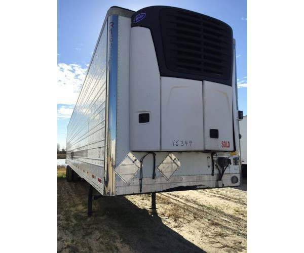 2010 Great Dane Reefer Trailer