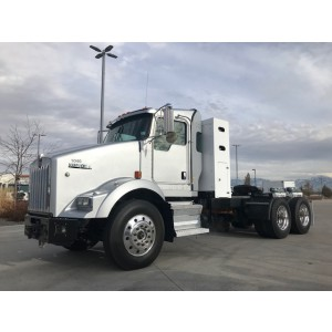 2011 Kenworth T800 CNG Day Cab in UT