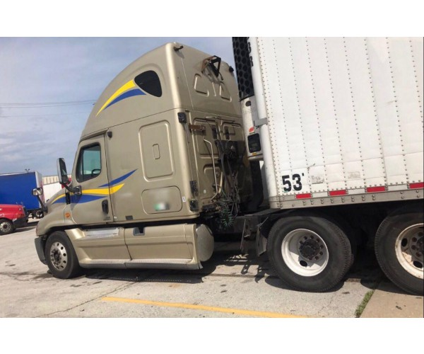 2008 Freightliner Cascadia in TX