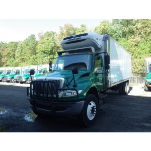 2015 International 4300 Reefer Truck
