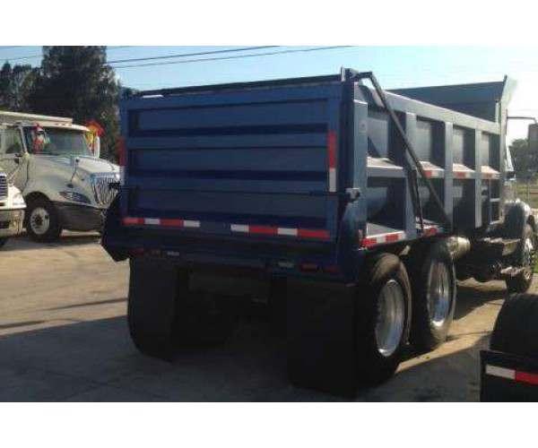 2010 International 8600 Dump Truck 4