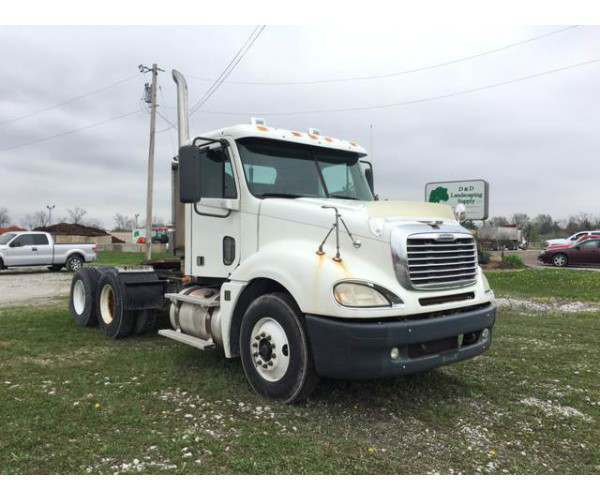2007 Freightliner Columbia Daycab, NCL Truck Sales, buy used Columbia day cab in Ohio
