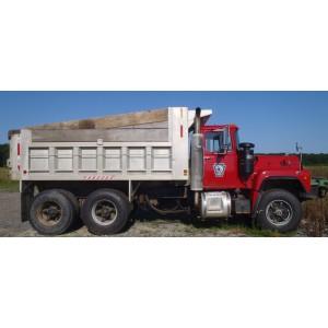 1993 Mack RD690S Dump Truck in NJ