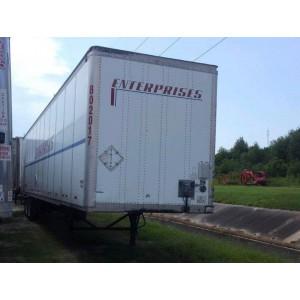 2008 Wabash Dry Van Trailer