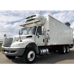 2018 International 4400 Reefer Truck in KS