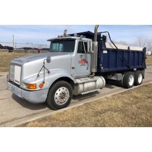 1992 International 9400i Dump Truck in MO