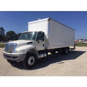 2015 International 4300 Box Truck in AR