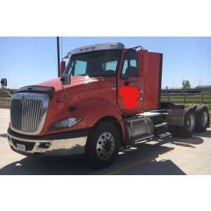 2012 International Prostar Day Cab