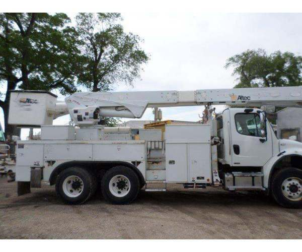 2010 Freightliner M2 Bucket Truck6