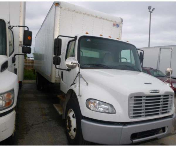 2013 Freightliner M2 Box Truck in WI