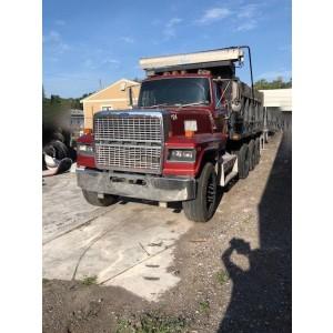 1988 Ford LTL9000 Dump Truck in FL