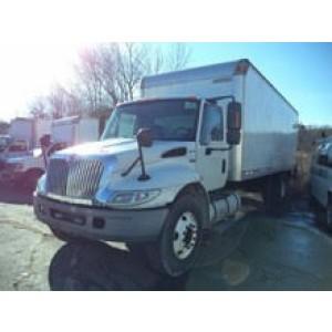 2013 International 4300 Box Truck in NY