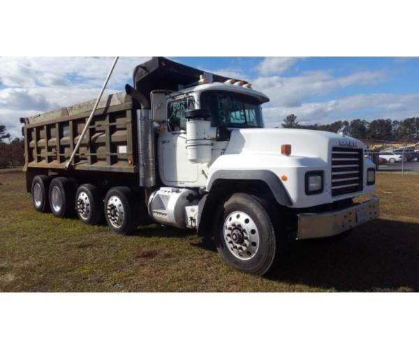 2001 Mack RD688S Dump Truck in NC