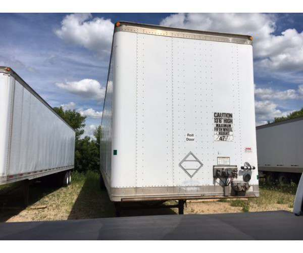 2000 Great Dane Dry Van Trailer 3