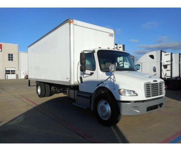 2013 Freightliner M2 Box Truck 2
