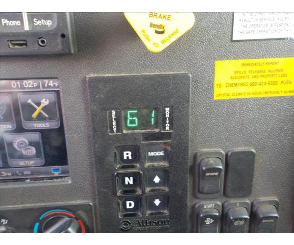 2013 Peterbilt 337 Box Truck in TX