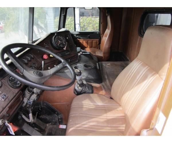 1998 Freightliner FLB Flatbed Truck in CA