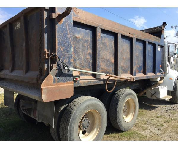 2007 Peterbilt 358 Dump Truck 1