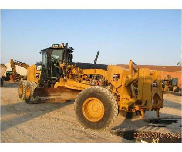 2014 Caterpillar 140M2 Motor Grader 7