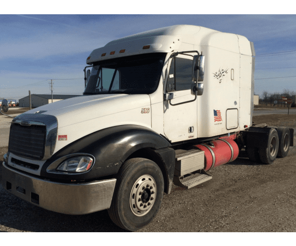 2005 Freightliner Columbia, 14L Detroit engine @ 515 hp, NCL Truck Sales, buy used truck in Missouri