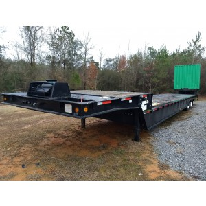 2006 Trail-Eze Lowboy Trailer in AL