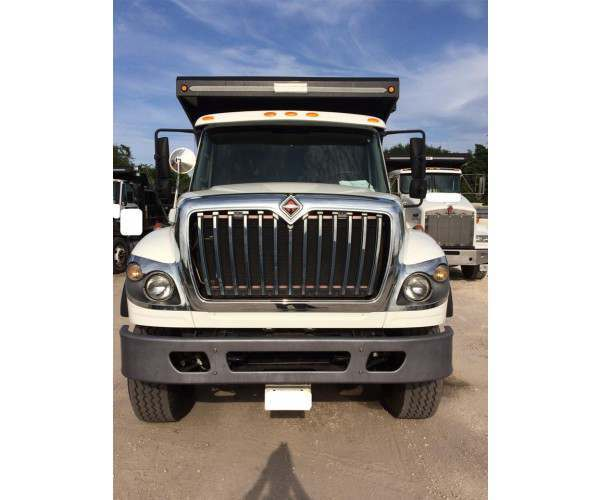 2012 INTERNATIONAL 7500 DUMP TRUCK, MAXXFORCE 10 @ 350HP, NCL TRUCK SALES, BUY USED DUMP TRUCK