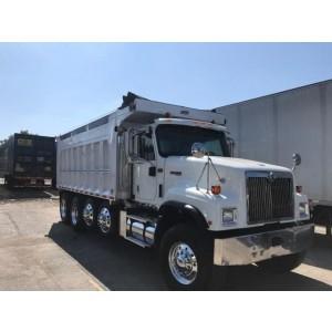 2007 International 5500i Dump Truck in OH