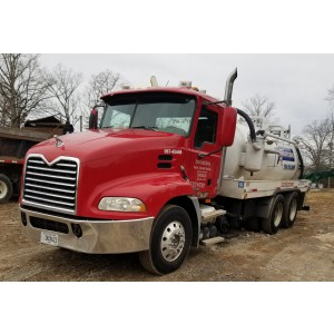 2008 Mack Septic Tank Truck in GA