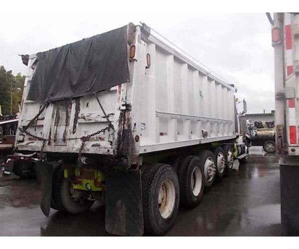 2000 Western Star 4964SX Dump Truck 4