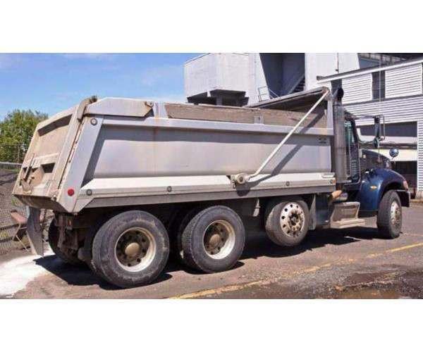 2008 Peterbilt 340 Dump Truck1