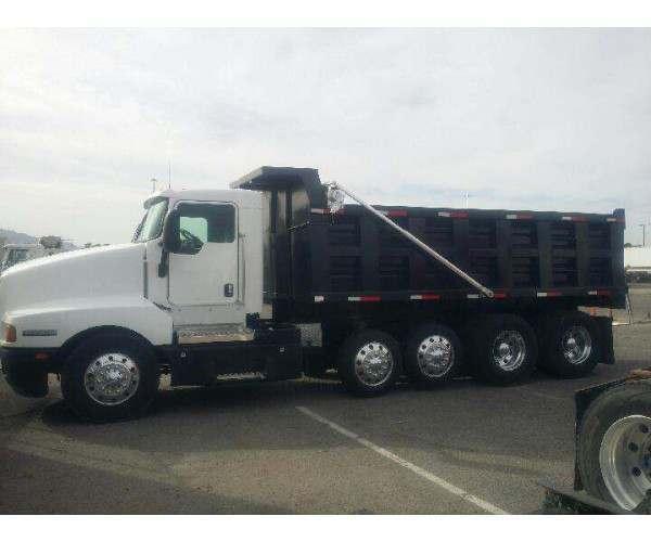 2005 Kenworth T600 Dump Truck1