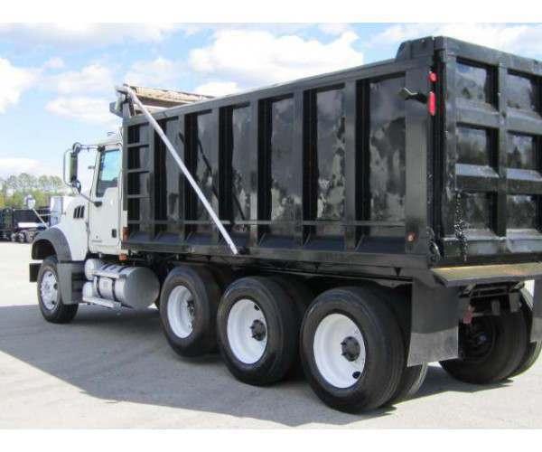 2007 Mack CTP713 Dump Truck 8