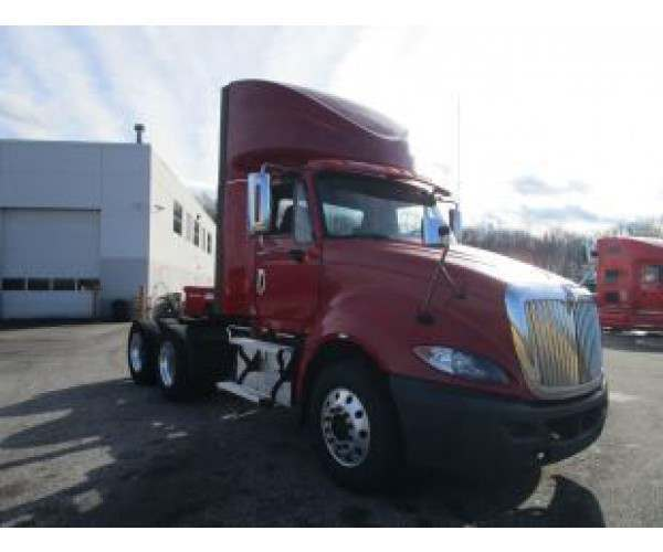 2012 International Prostar Day Cab 1