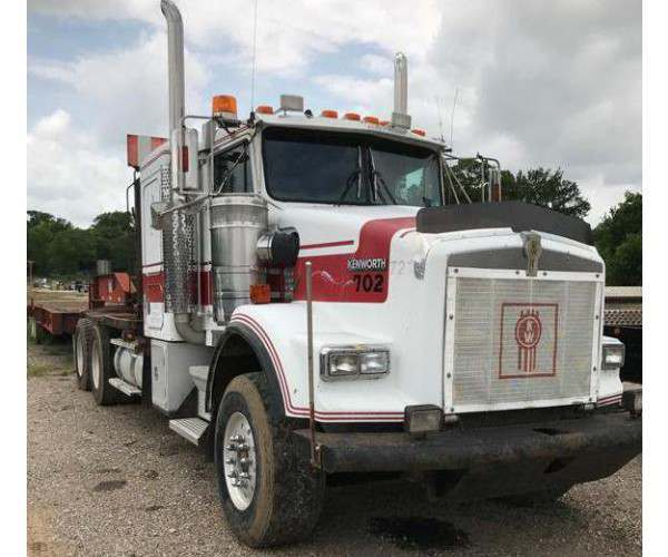 1996 Kenworth T800 Winch Truck 3
