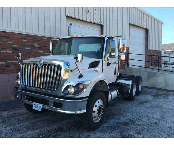 2009 International Workstar 7400 4