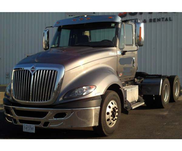2013 International Prostar Day Cab 5