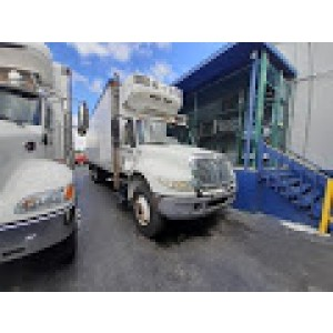 2007 International 4400 Reefer Truck in FL