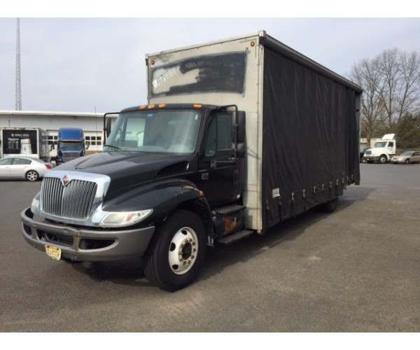 2007 International 4400 Glass Hauler 2