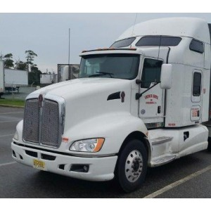 2013 Kenworth T660 in NY