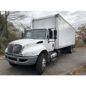 2017 International 4300 Box Truck in DE