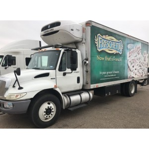 2012 International 4300 Reefer Truck in TX
