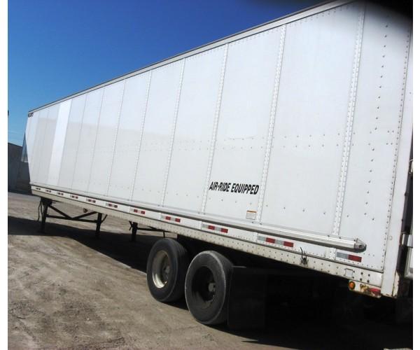 2012 Great Dane Dry Van Trailer in OH