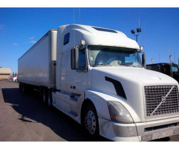 2010 Volvo VNL 670 with Cummins ISX 500HP in Maine, wholesale, NCL Truck Sales
