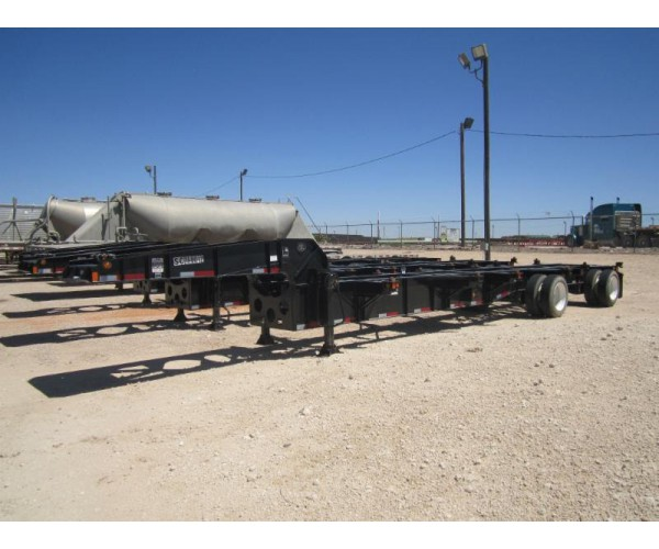 2018 Pro-Haul Container Trailer in TX