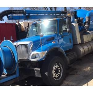 2004 International 7400 Sewer Vacuum Truck in KC