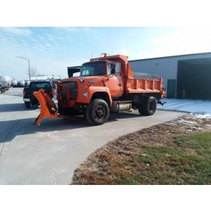 1994 Ford Plow Truck in IA