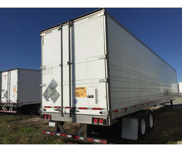 2010 Utility 3000R Reefer Trailer 3