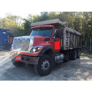 2009 International 7600 Dump Truck in NH