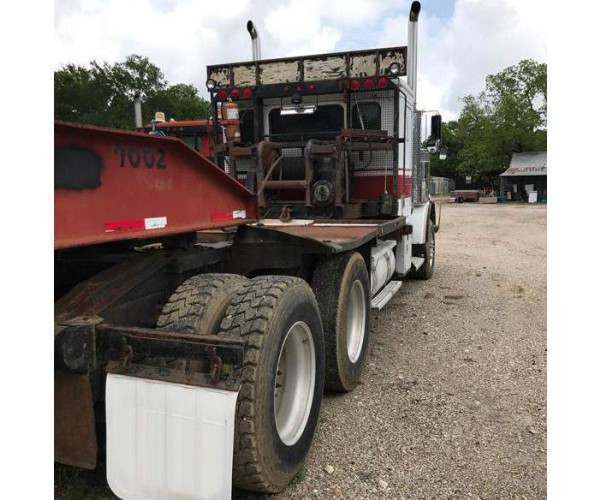 1996 Kenworth T800 Winch Truck 5