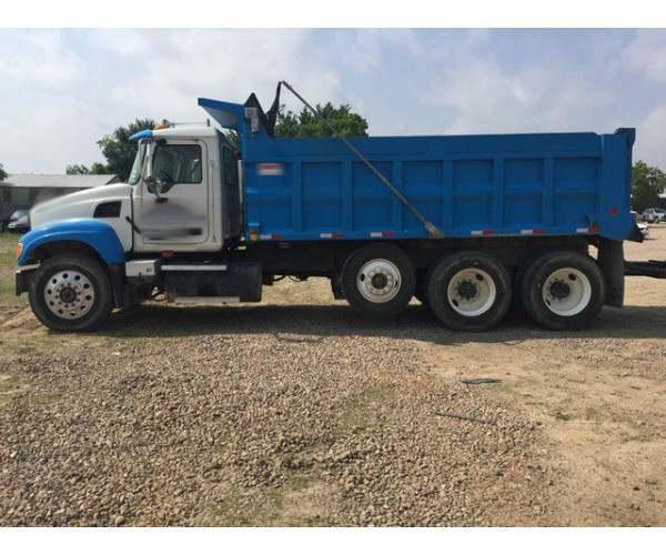 2005 Mack CV713 Dump Truck in TX